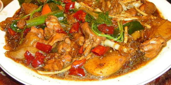 A Chicken Caldereta Recipe